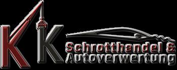 KK Schrotthandel & Autoverwertung Logo